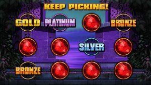 Mayan Ruby Jackpot Feature